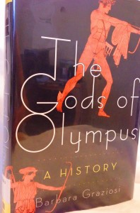 God of Olympus by Barbara Graziosi