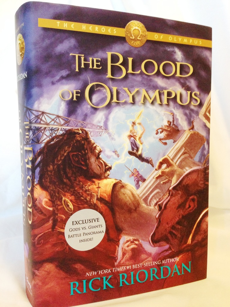 blood of olympus Picking up after the events of house of hades, our heroes are divided into two groups the first group is made up of jason, piper, and leo (along with percy, annabeth, frank, and hazel.