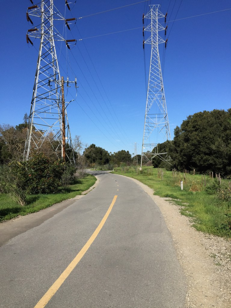 Stevens Creek Trail