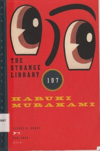 Strange Library by Haruki Murakam