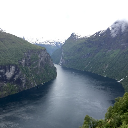 fjord views