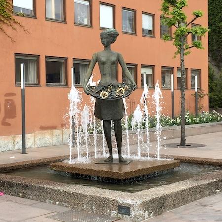 molde - statue
