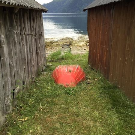 nordfjord boat
