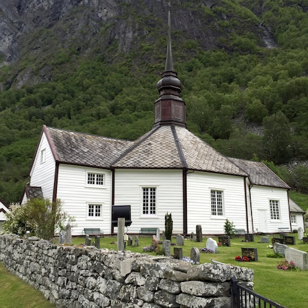 nordfjord church