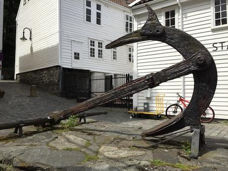 old stavanger anchor