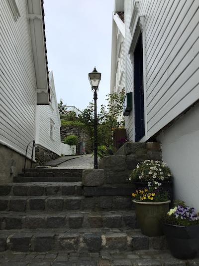 old stavanger stairway