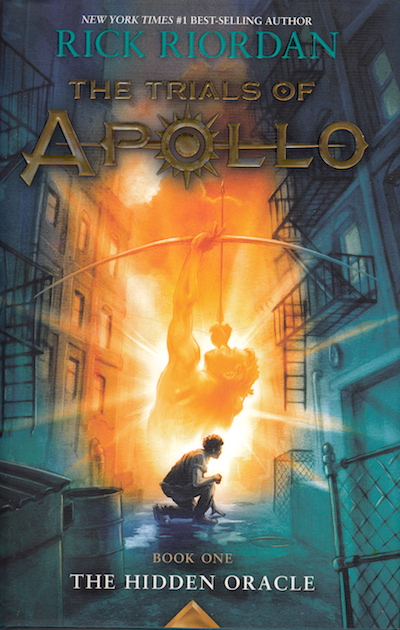 Trials of Apollo: Hidden Oracle