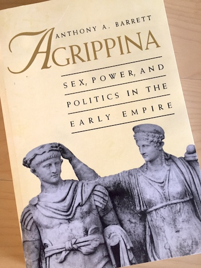 Agrippina by Anthony A Barrett